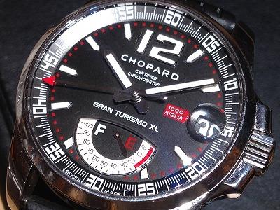 ショパール(Chopard) ミッレミリア グランツーリスモ メンズ腕時計 スポーツモデル